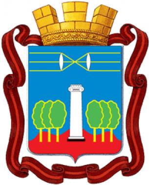 герб красногорска фото средней южной